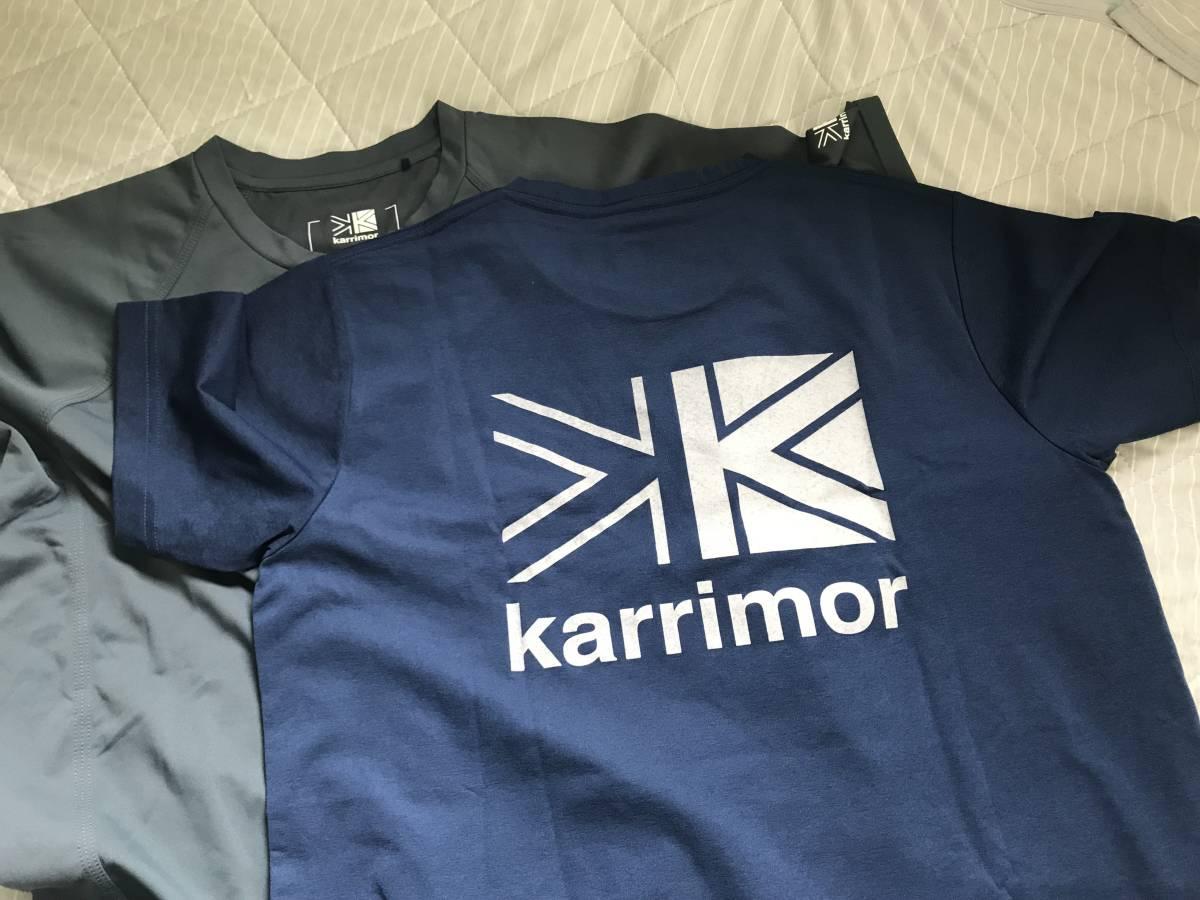 カリマー 速乾 Tシャツ 未使用 2枚_画像5