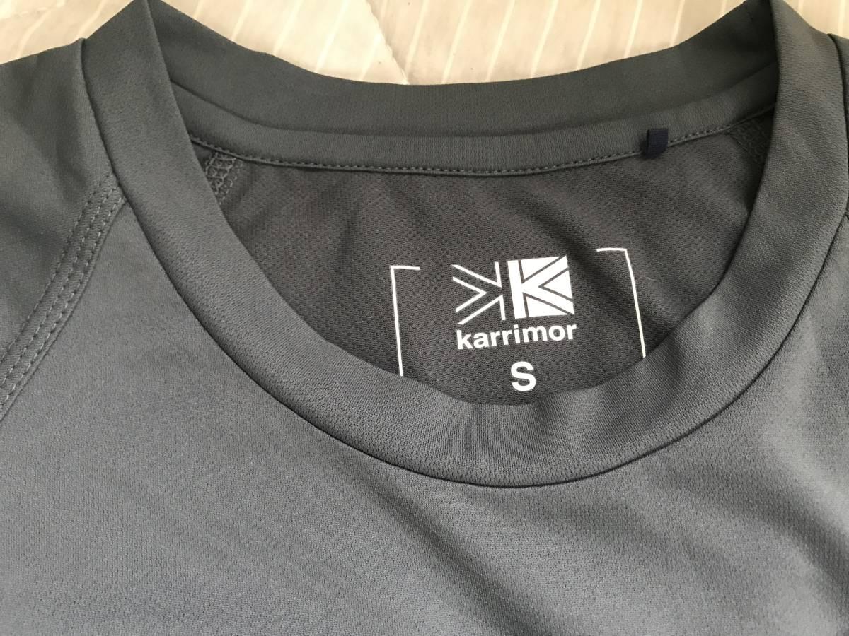 カリマー 速乾 Tシャツ 未使用 2枚_画像4