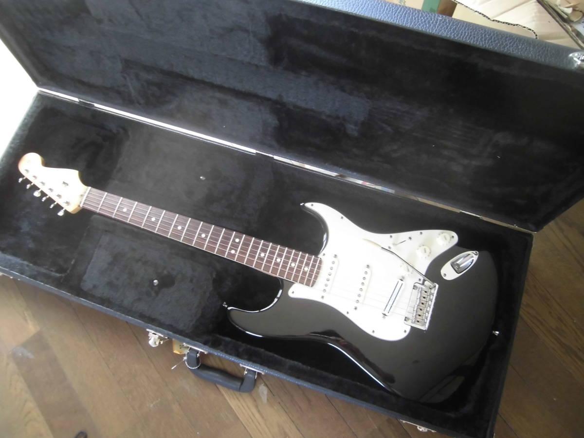 1円~!Fender Stratocaster 60th Anniversary アメスタ Up Grade DUNCAN