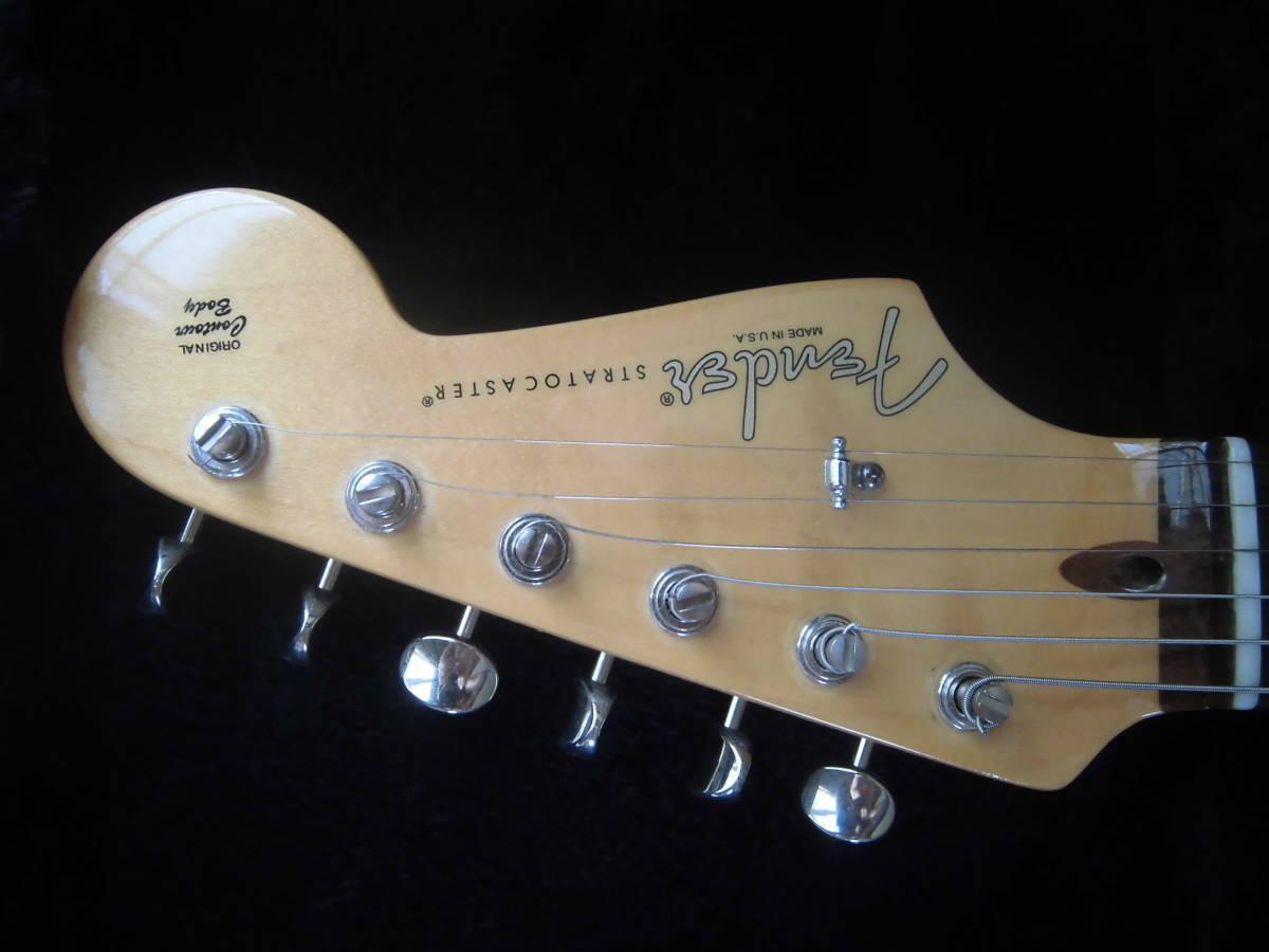 1円~!Fender Stratocaster 60th Anniversary アメスタ Up Grade DUNCAN_画像3