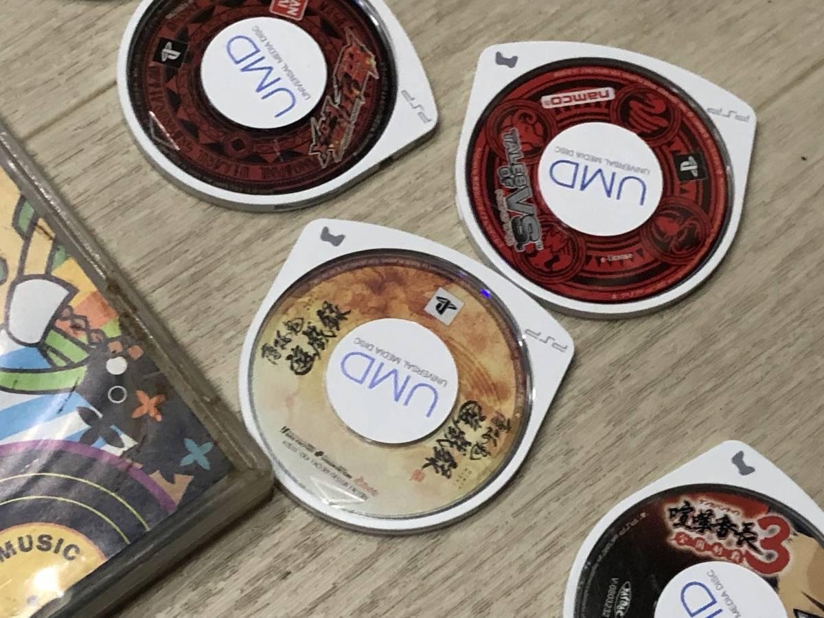 Lot of 68 SONY PSP games FF Gundam etc. Sony PSP ゲームソフト 英雄伝説 FF 他 video games 68本 まとめて_画像9