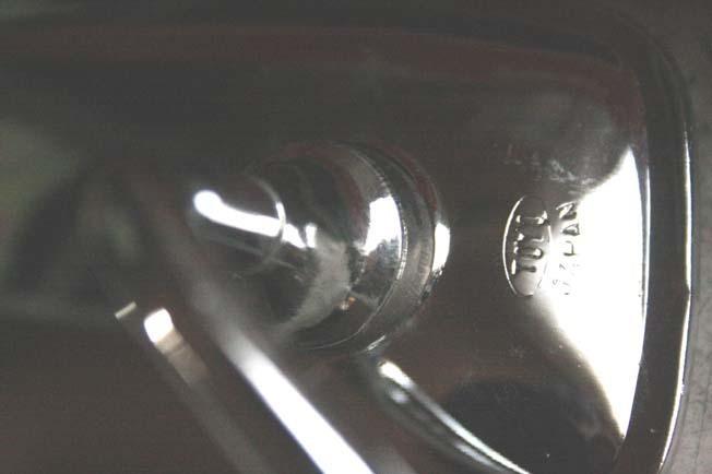 60s新品ミラー 検ホンダスズキカワサキベンリィC92スポカブC70C72C75CS95CS71CⅢ92CⅢ72CB93C100C110C115C102C105C200CB72CL72CS90AC90B100_画像4