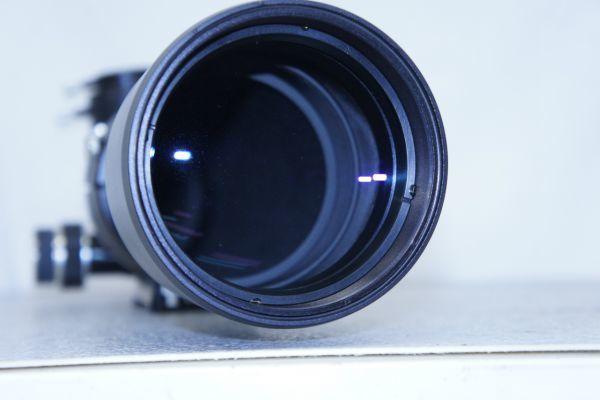 B302312S】TeleVue テレビュー Tele Vue -85 600mm F7 APO 屈折鏡筒 ケース付き_画像8