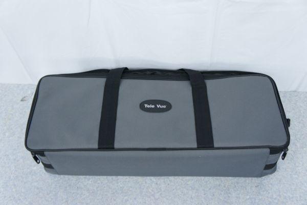 B302312S】TeleVue テレビュー Tele Vue -85 600mm F7 APO 屈折鏡筒 ケース付き_画像9