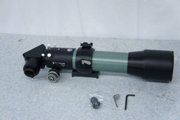 B302312S】TeleVue テレビュー Tele Vue -85 600mm F7 APO 屈折鏡筒 ケース付き