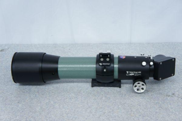 B302312S】TeleVue テレビュー Tele Vue -85 600mm F7 APO 屈折鏡筒 ケース付き_画像3
