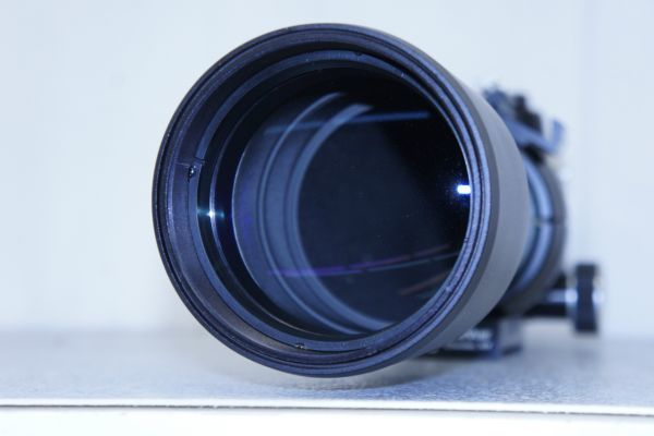 B302312S】TeleVue テレビュー Tele Vue -85 600mm F7 APO 屈折鏡筒 ケース付き_画像6