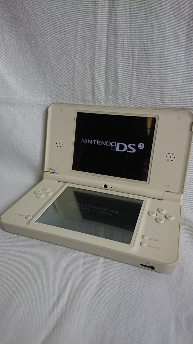 任天堂 ニンテンドー DS LL 本体のみ タッチペン付き_画像4