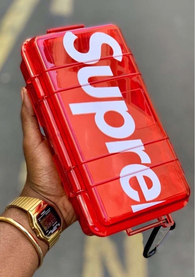 923 Supreme/Pelican 1060 Case Red /シュプリーム ペリカン 1060 ケース 赤 2019FW_画像4