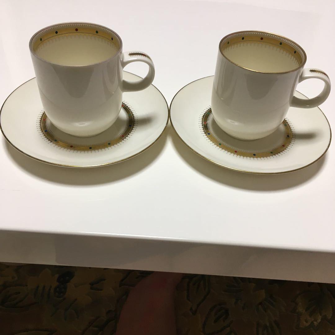 ミキモトカップ&ソーサー _画像4