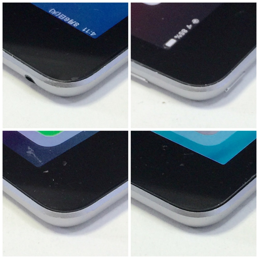 画面 新品交換済【保証60日 充電2回 バッテリー100% 超美品】iPad 第6世代 2018モデル 32GB グレイ Wi-Fi専用モデル_画像3
