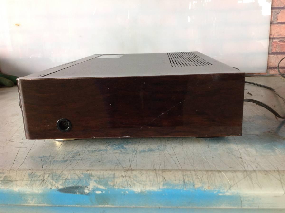 ジャンク品 SONY ソニー Hi8 EV-BS3000 ビデオカセットレコーダー_画像4