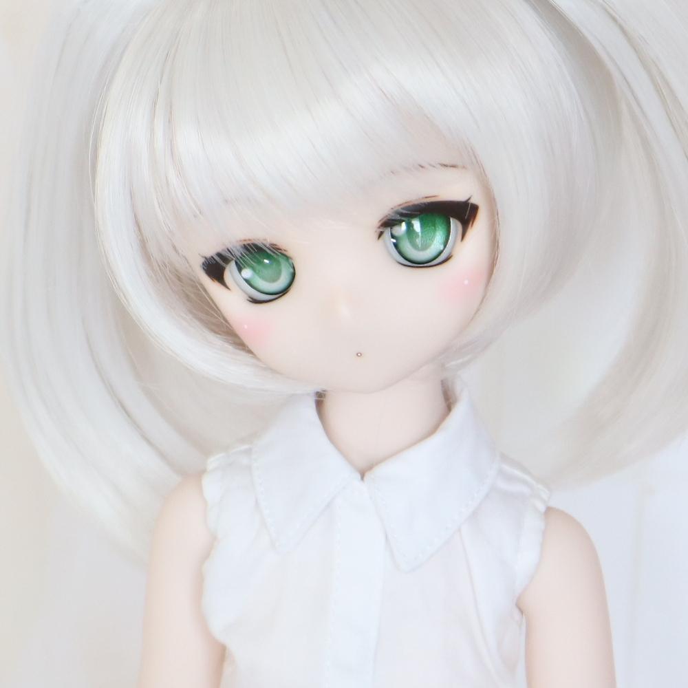 *mint*DDH-01 semi white custom head + resin I