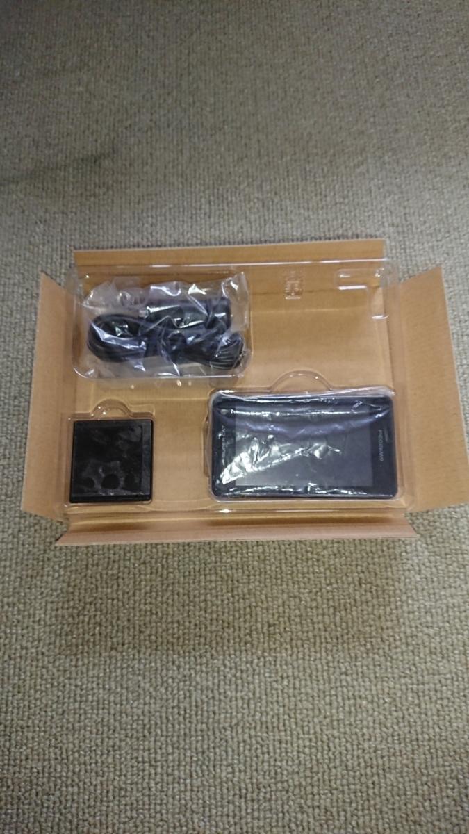★Yupiteruユピテル SUPER CAT GWR203sd★中古美品☆OBDⅡアダプター& 無線LAN機能付SDカード付☆_画像3