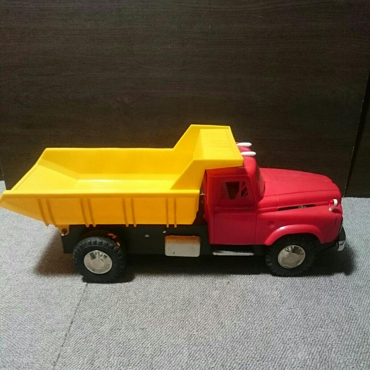 当時物おもちゃ トヨタダンプトラック ハイゼックス製品_画像4