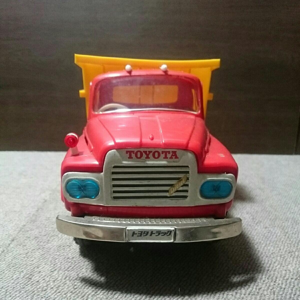 当時物おもちゃ トヨタダンプトラック ハイゼックス製品_画像3