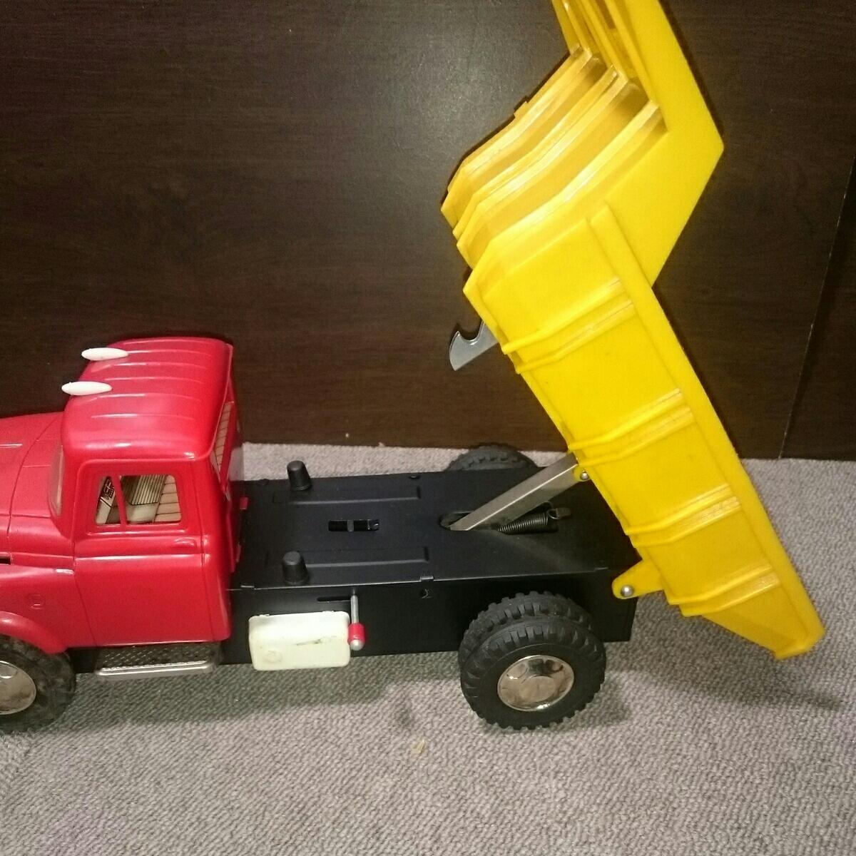 当時物おもちゃ トヨタダンプトラック ハイゼックス製品_画像6