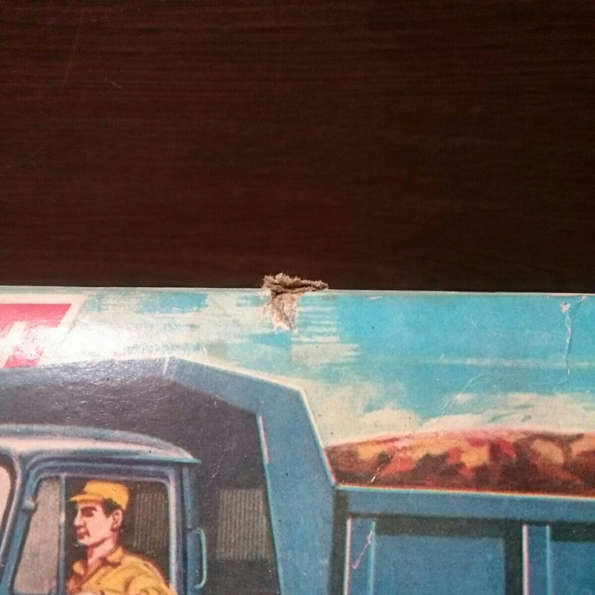 当時物おもちゃ トヨタダンプトラック ハイゼックス製品_画像9