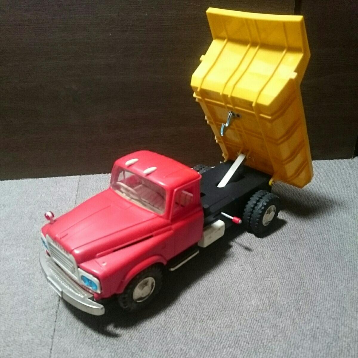 当時物おもちゃ トヨタダンプトラック ハイゼックス製品_画像2