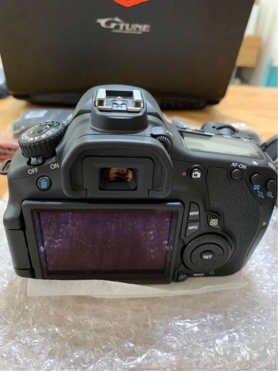 Canon デジタル一眼レフカメラ EOS 60D レンズキット EF-S18-135mm F3.5-5.6 IS 付属 EOS60D18135ISLK_画像5