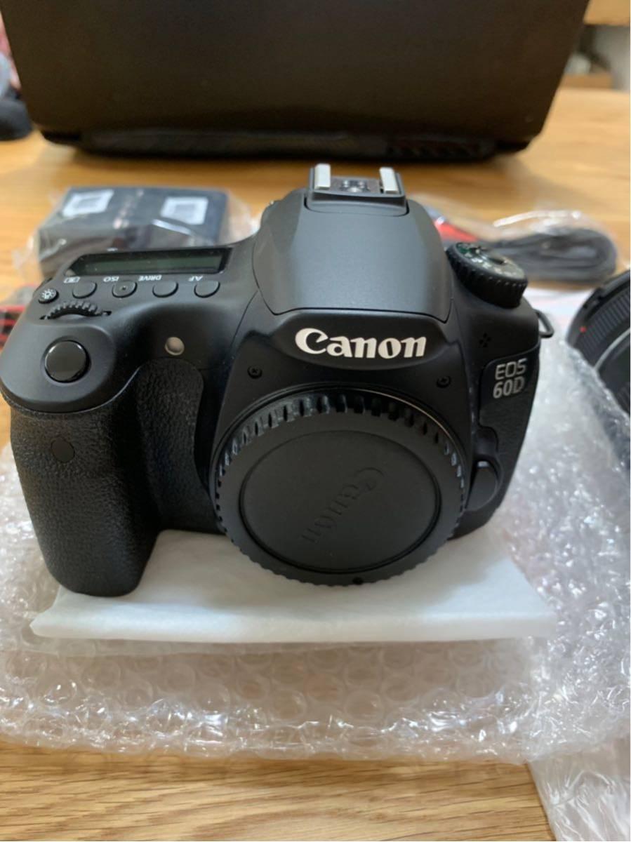 Canon デジタル一眼レフカメラ EOS 60D レンズキット EF-S18-135mm F3.5-5.6 IS 付属 EOS60D18135ISLK_画像4