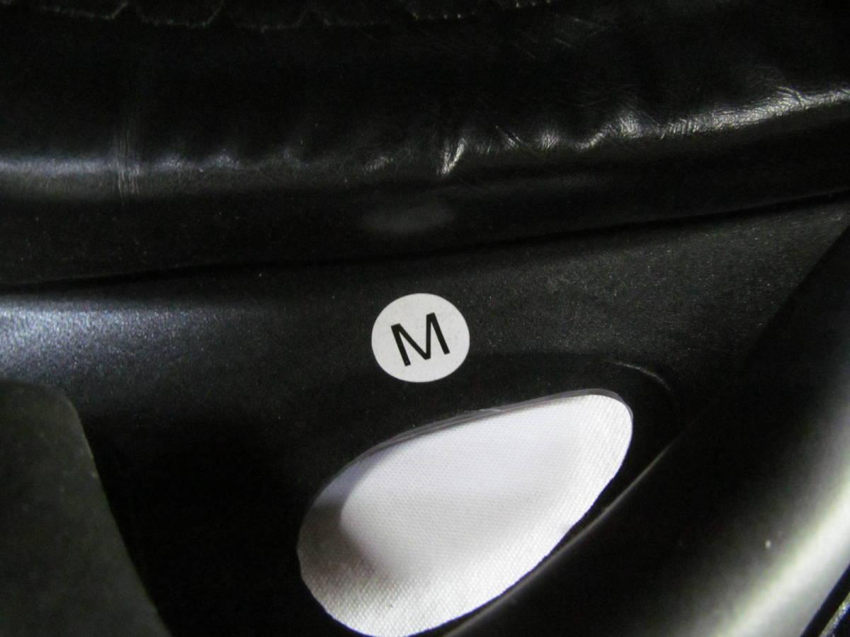 374 打者用ヘルメット 黒 Mサイズ サンプル品_画像6