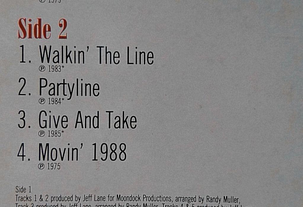 BRASS CONSTRUCTION MOVIN ベスト盤 ★ 1988年リリース UK盤 ★アナログ盤 [3158RP_画像4