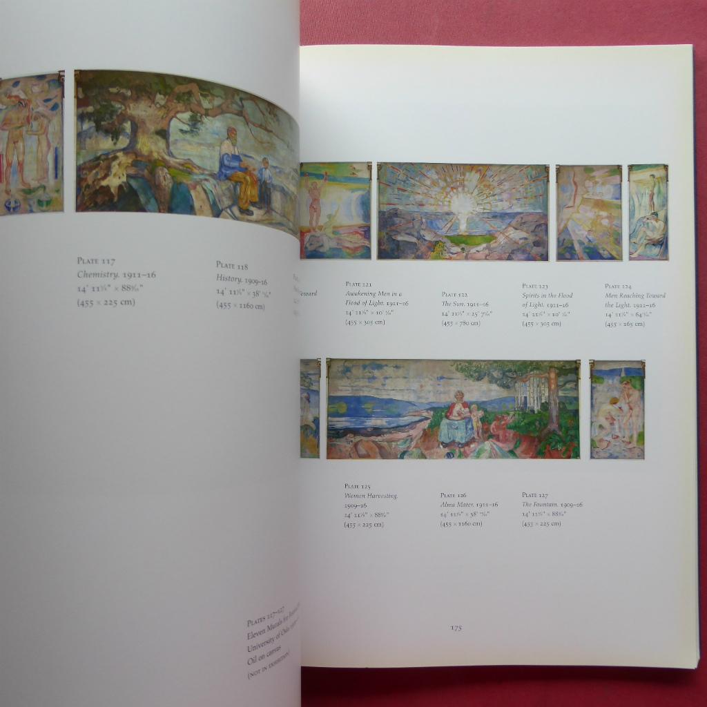 w12洋書図録【Edvard Munch: The Modern Life of the Soul/2006年・Museum of Modern Art】エドヴァルド・ムンク_画像5