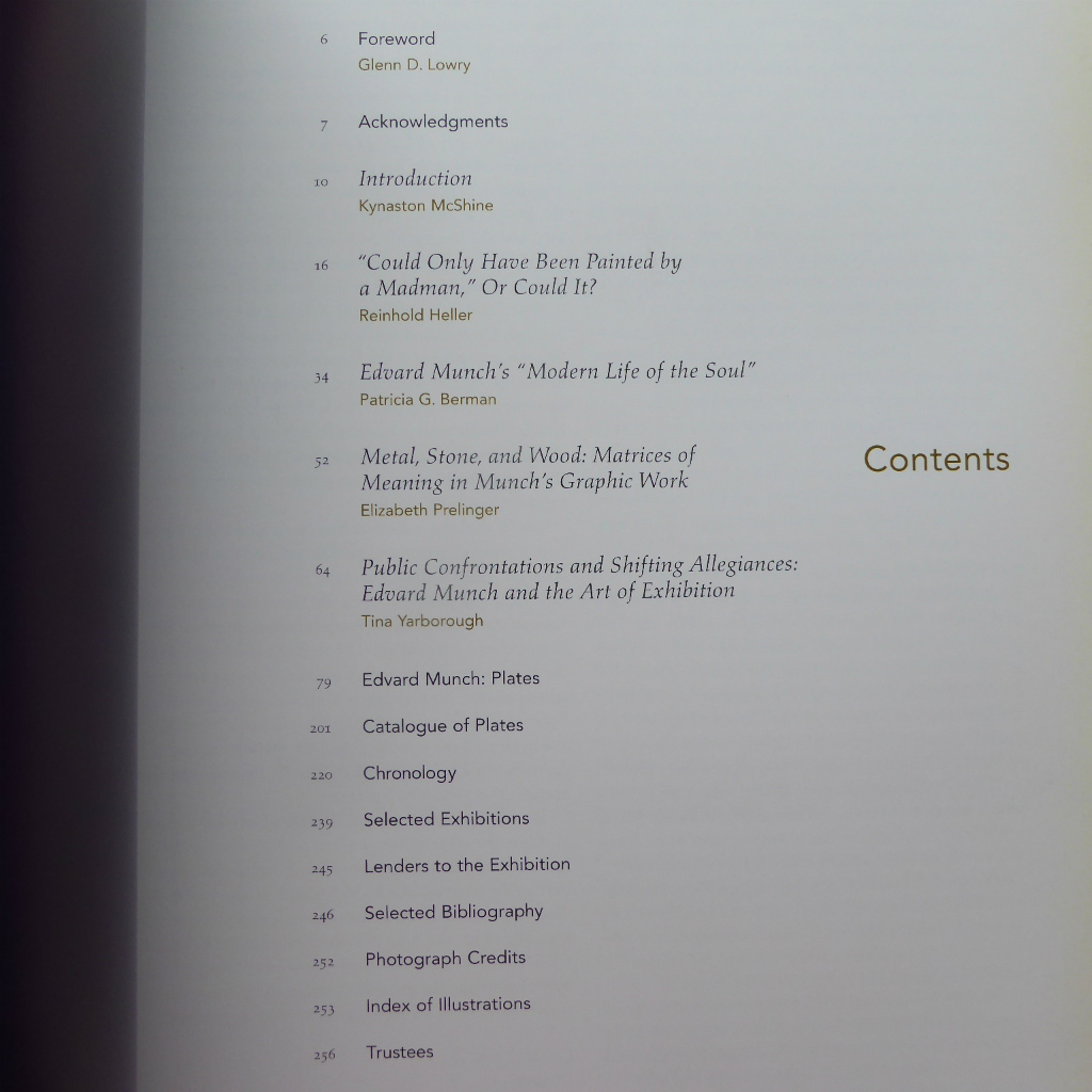 w12洋書図録【Edvard Munch: The Modern Life of the Soul/2006年・Museum of Modern Art】エドヴァルド・ムンク_画像4