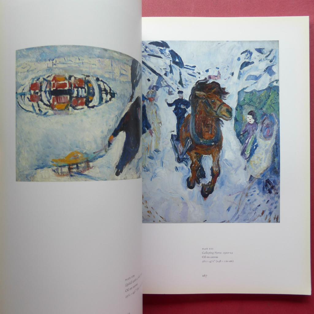w12洋書図録【Edvard Munch: The Modern Life of the Soul/2006年・Museum of Modern Art】エドヴァルド・ムンク_画像6