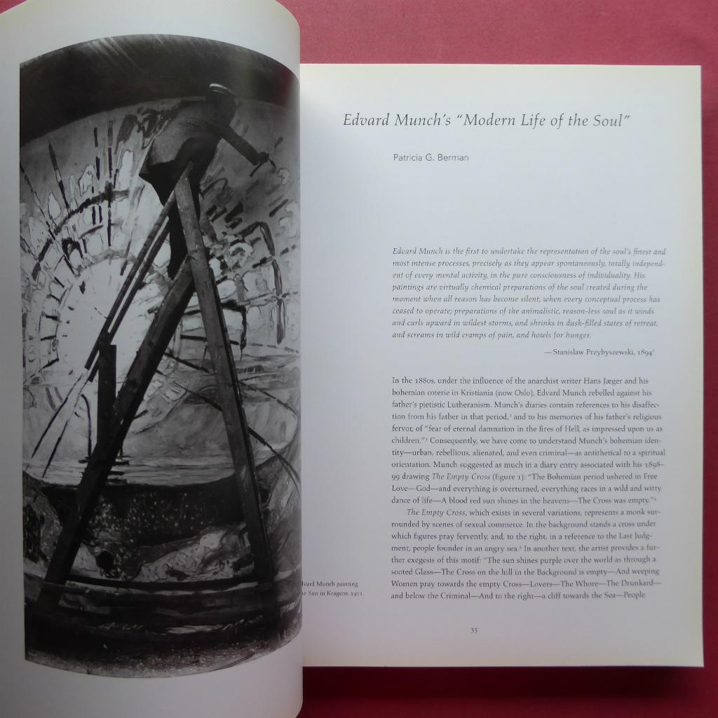 w12洋書図録【Edvard Munch: The Modern Life of the Soul/2006年・Museum of Modern Art】エドヴァルド・ムンク_画像10