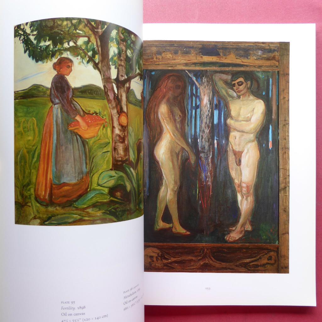 w12洋書図録【Edvard Munch: The Modern Life of the Soul/2006年・Museum of Modern Art】エドヴァルド・ムンク_画像7