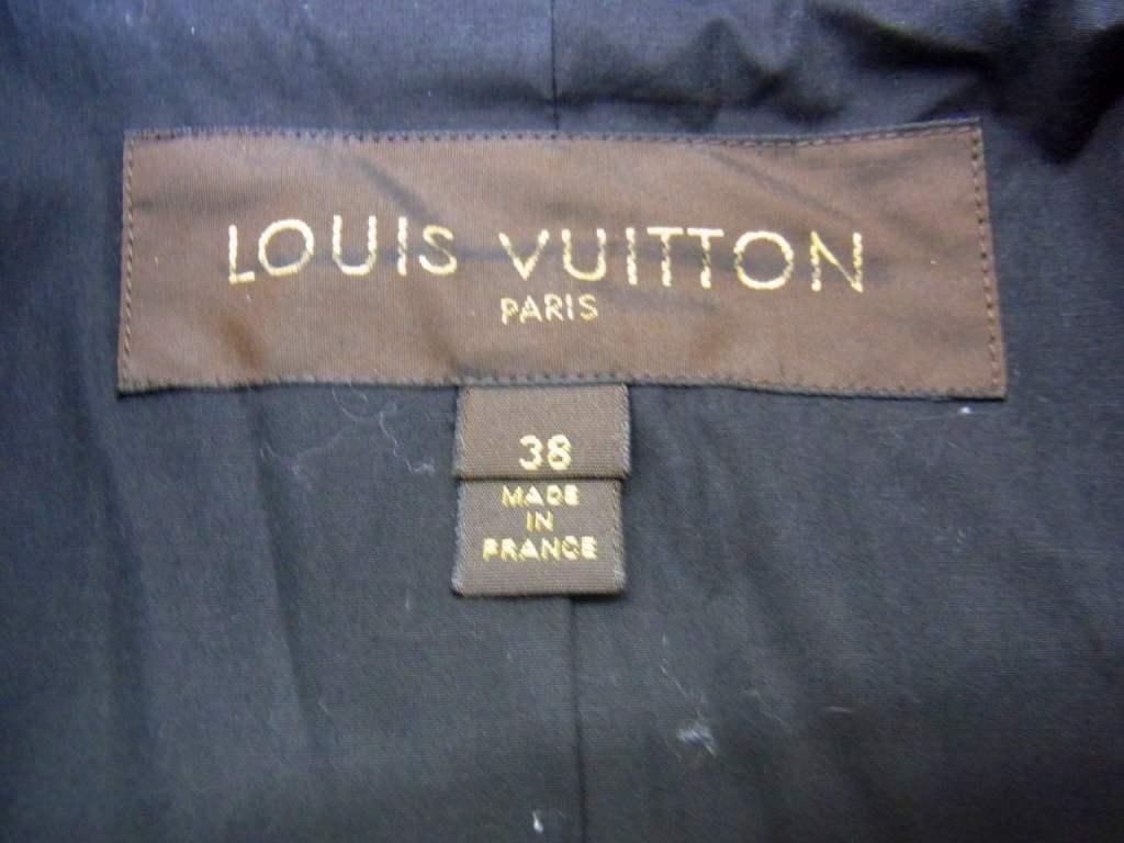 【欠品有り】 ルイヴィトン LOUIS VUITTON ジャケット・コート_画像5