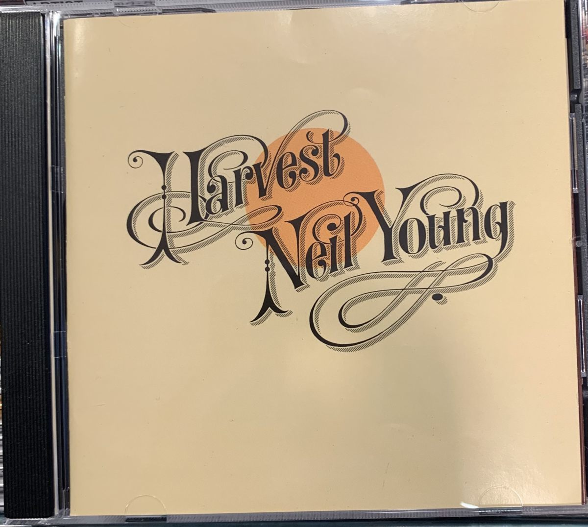 【CD】 Neil Young /Harvest インポート_画像1