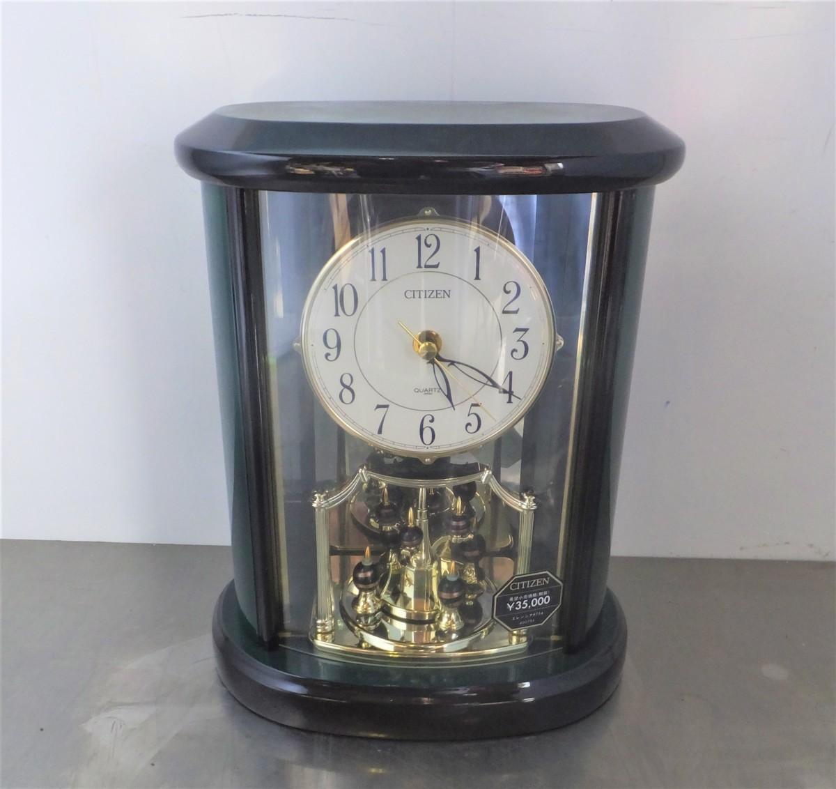●CITIZEN エレンシアR754 4SG754 置き時計(展示品)_画像1