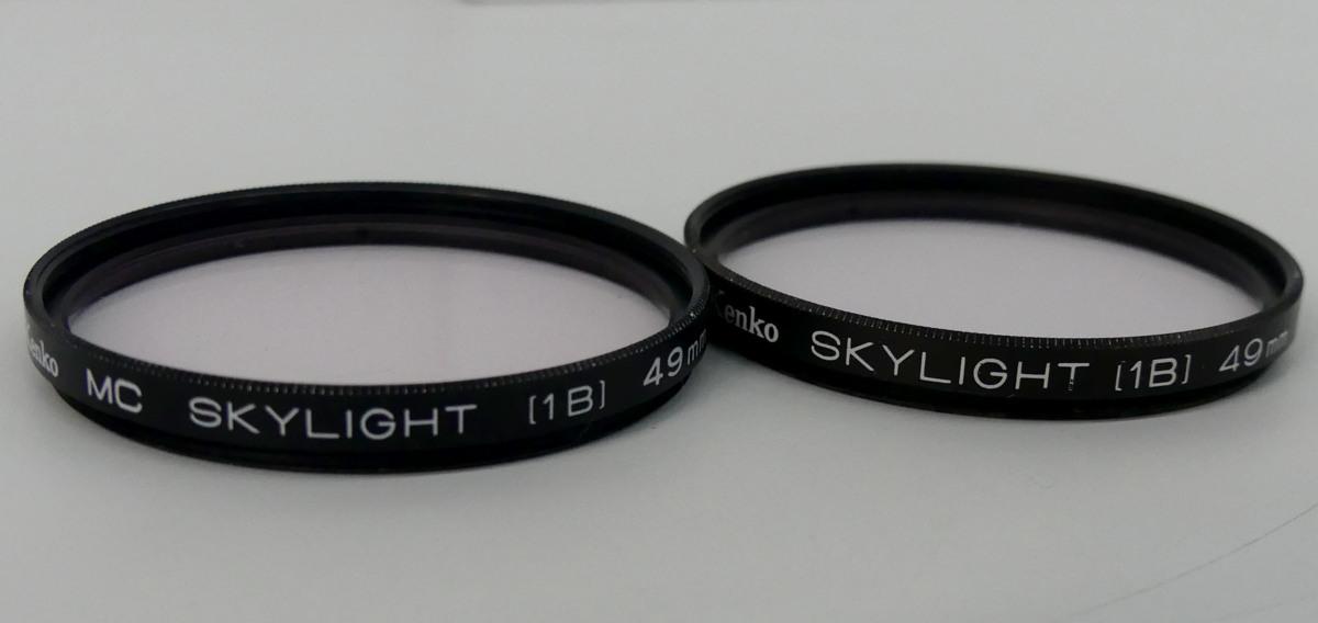 ☆Kenko ケンコー レンズフイルター 49mm 7個セット USED品☆_画像5