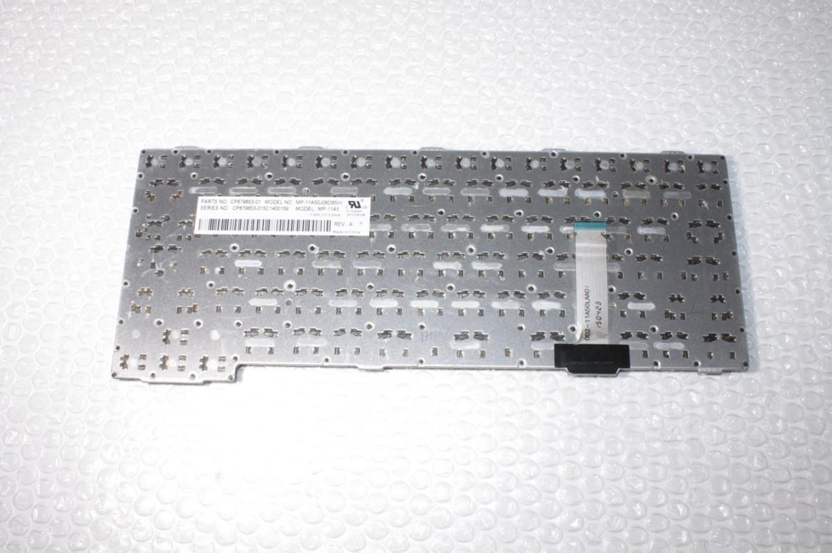 YK291★★富士通 LifeBook MP-11A50J06D85W CP679653-01 MP-11A5 日本語キーボード 国内発送_同じ写真を使用しています