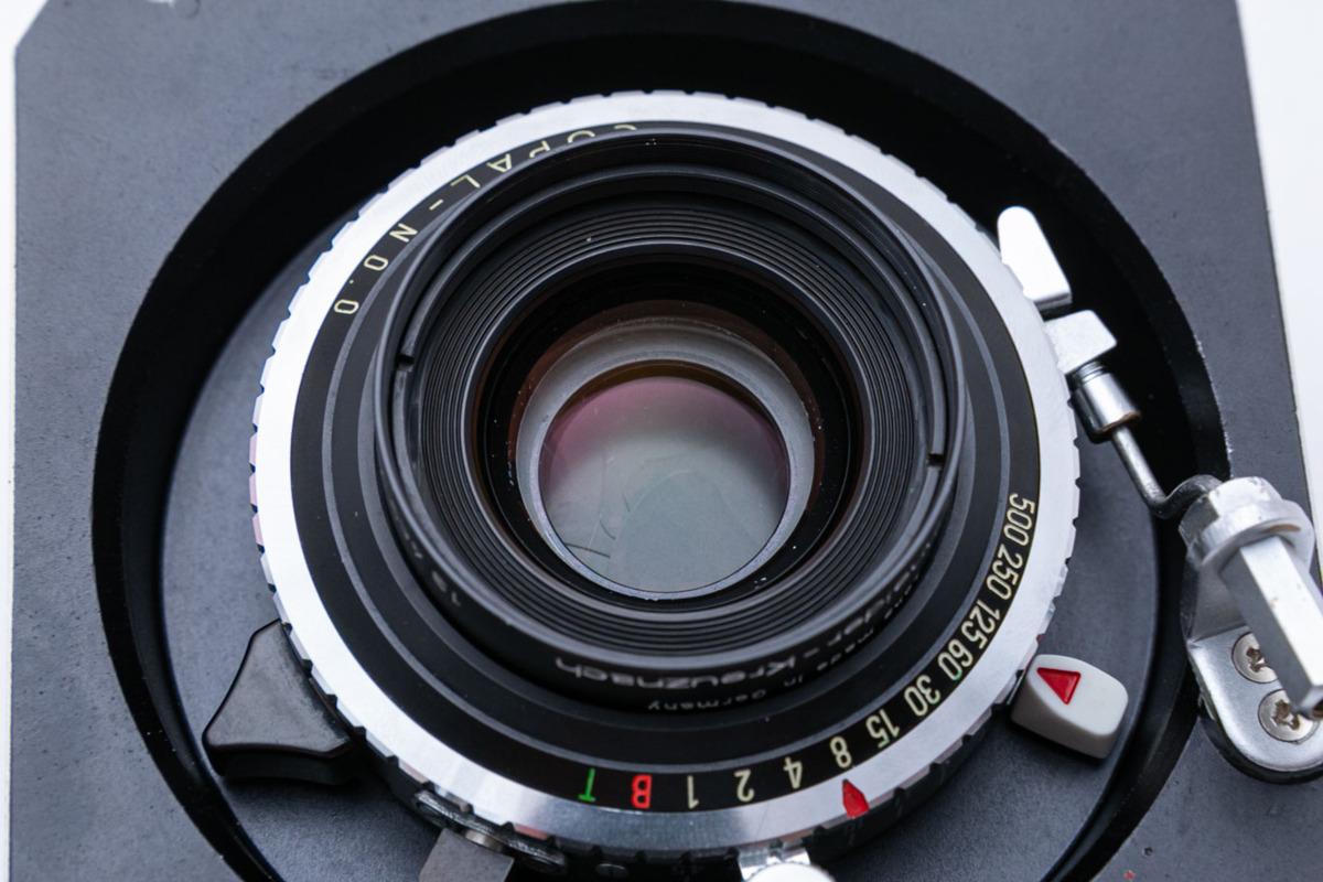 Schneider SYMMAR-S 100mm F5.6 MC シュナイダー ジンマー_画像5