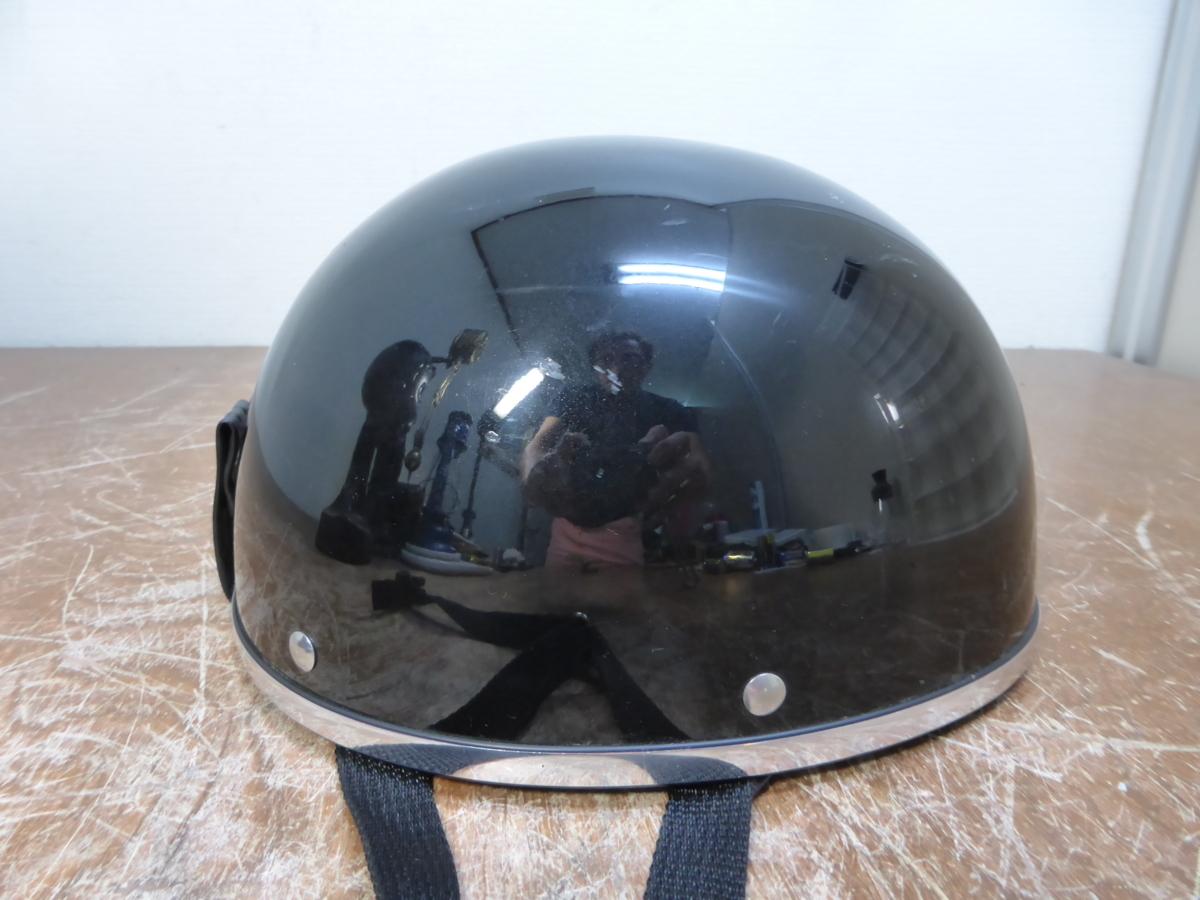 ★☆OGK IOCA-C21 半ヘルメット 黒 57-59cm☆★_画像4