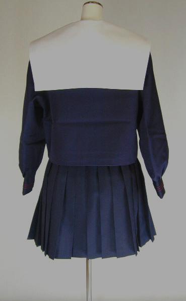 A9☆【新品】レプリカ☆プール学院女子高校・冬セーラー服_画像2