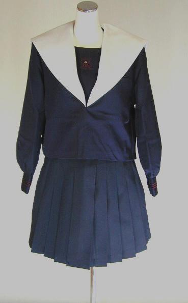 A9☆【新品】レプリカ☆プール学院女子高校・冬セーラー服_画像1