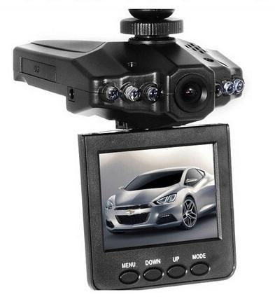 高性能チップ搭載 ドライブレコーダー 夜間対応 動体感知 自動録画 常時録画 赤外線LED 車載カメラ ドラレコ 代引き手数料安い_画像2