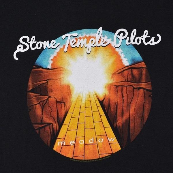 STONE TEMPLE PILOTS ストーンテンプルパイロッツ Meadow Tシャツ Lサイズ 正規品_画像2