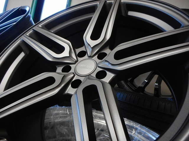 新作 VOSSEN HF-1 Hybrid Forged ベンツ Sクラス W221 W222 Sクラスクーペ W217 CL W216 GLC X253 GLK X204 GL X164 X166 GLS Gクラス W463_画像4