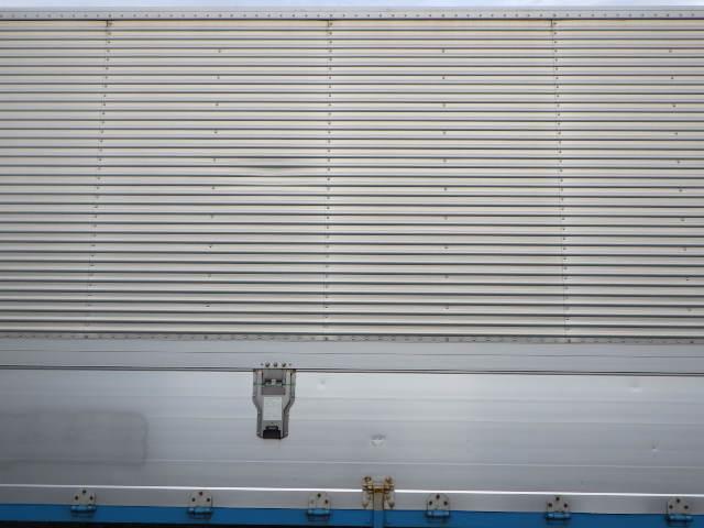8103-600-m ★ コンテナ 倉庫 物置 道具箱 保冷バン 冷凍箱 アルミバン アルミウイング ワイド_画像4
