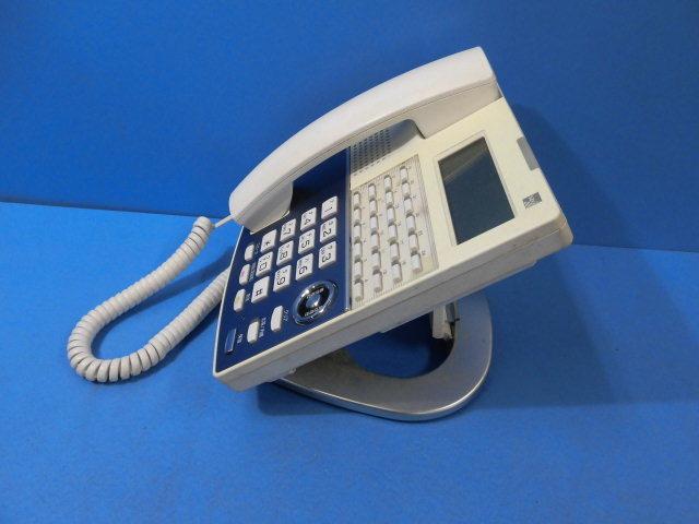Ω ZT1 7362◆) 保証有 サクサ 15年製 IP電話機 IP NetPhone SXⅡ NP320(W)(F) 通電確認・初期化済 ACアダプタなし 領収証発行可 同梱可_画像3