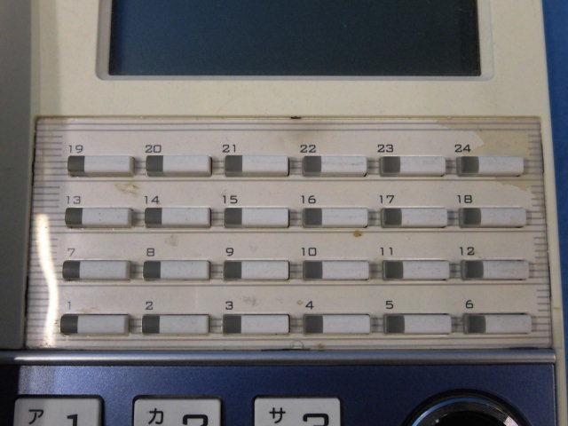 Ω ZT1 7362◆) 保証有 サクサ 15年製 IP電話機 IP NetPhone SXⅡ NP320(W)(F) 通電確認・初期化済 ACアダプタなし 領収証発行可 同梱可_画像5