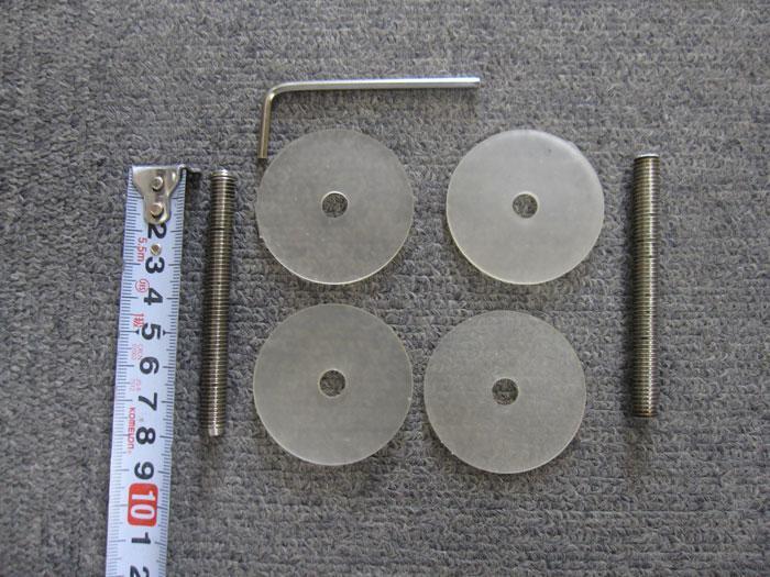 高級 鋳物 ドアハンドル 取っ手 ハンドメイド 一点もの 葉模様 重厚 美術品 アルミ 建築金具 プルハンドル 全長約63cm_画像8