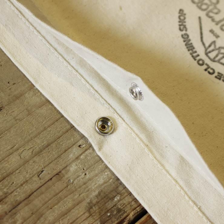 【スタンプデザインataco garageロゴマーク】ataco garage originals オリジナルスタンプ キャンバス サコッシュ ショルダーバッグ_画像5