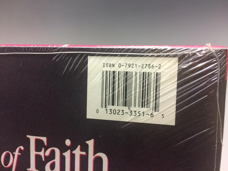 ★新品未開封★ LEAP OF FAITH ◆LD(レーザーディスク) 輸入盤_画像3